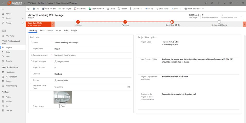 Microsoft Power Apps Model-Driven Apps Portfolio