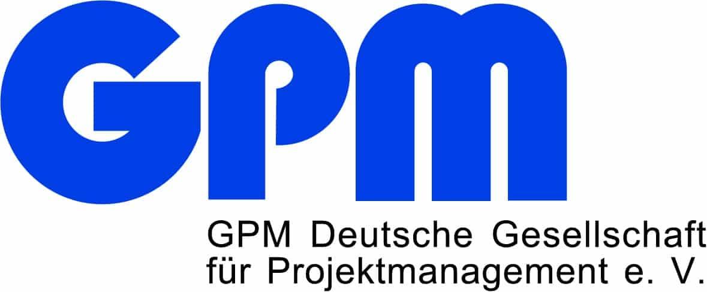 Logo der GPM Deutsche Gesellschaft für Projektmanagement e. V.